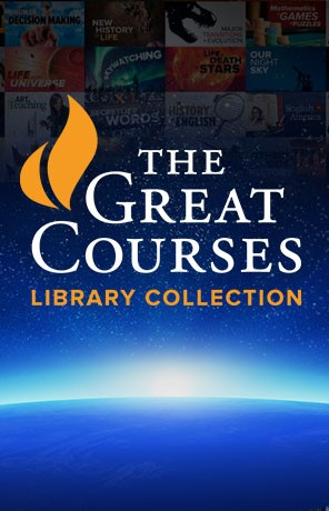 The Great Courses Library Collection